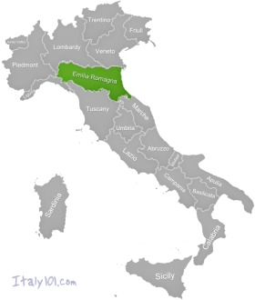 Emilia Romagna Regions of Italy Italy