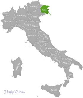 Friuli Venezia Giulia Trieste Regions of Italy Italy