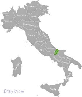 Molise Sepino Campobasso Agnone Regions of Italy Italy