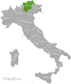 Trentino Regions of Italy Pusteria Valley Bolzano Merano The