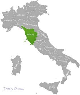 Tuscany Toscana Regions of Italy Florence Toscana Uffizi