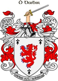 O'DWYER family crest
