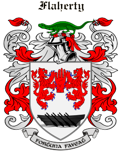 FLAHERTY family crest