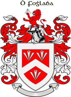 FOLEY family crest