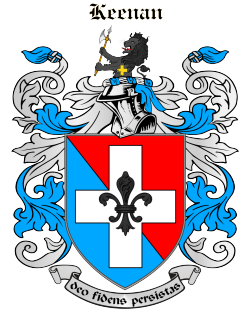 KEENAN family crest