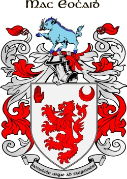 KEOGH family crest