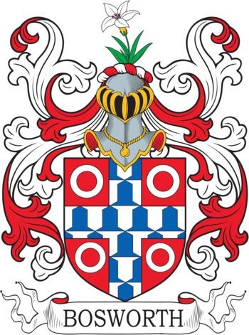BOSWORTH family crest
