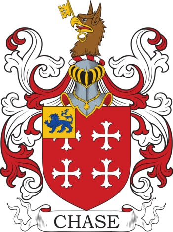 CHASE family crest