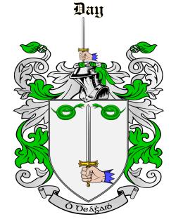 O'DEA family crest